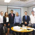 Equipe do Prev Trajano em Brasilia 2